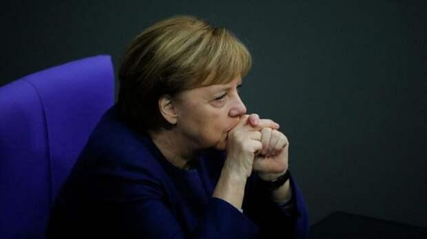 Худшие результаты в партийной истории. Соратники Меркель провалилась на выборах