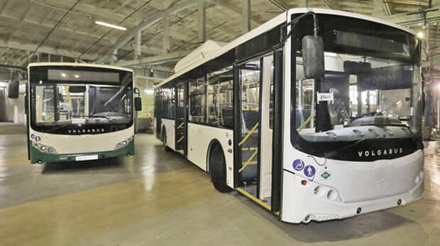 Российский беспилотный автобус ожидают к чемпионату мира по футболу