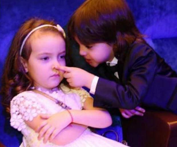 Киркоров рассказал об отношениях с мамой своих детей