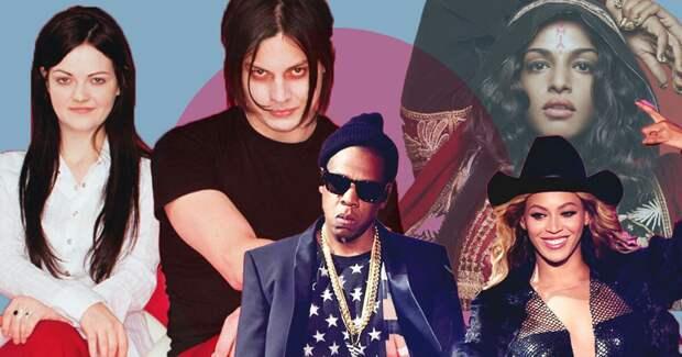 10 лучших песен 21 века по версии журнала Rolling Stone