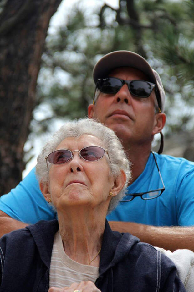 Как провела свой последний год 91-летняя бабушка, отказавшаяся от химиотерапии