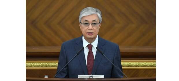 Токаев распорядился созвать первую сессию парламента VII созыва