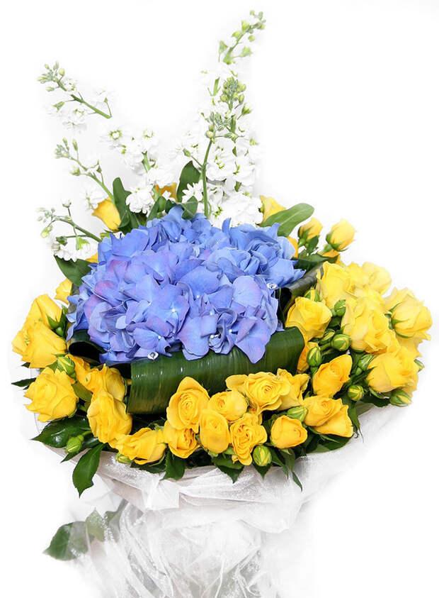 красивые цветочные композиции