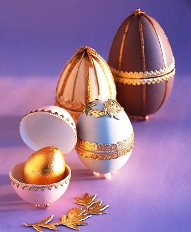И еще 10 идей как украсить яйца на Пасху (8)