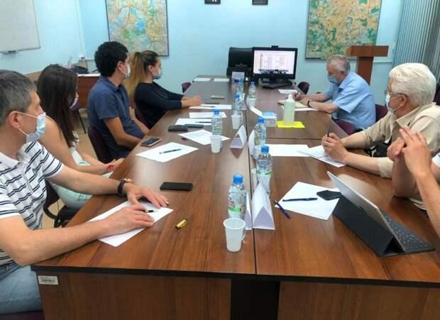 В столице обсудили вопросы защиты населения и территорий от ЧС