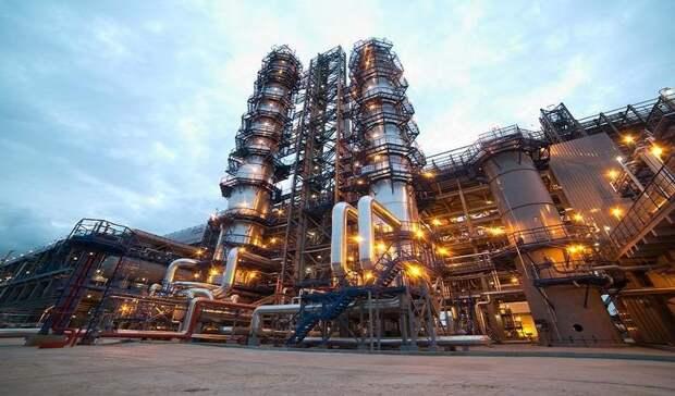 На10% снизили переработку казахстанские НПЗ вIполугодии 2020