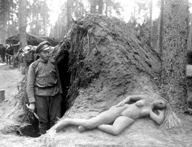 Оружейный «голод» у России в Первую мировую