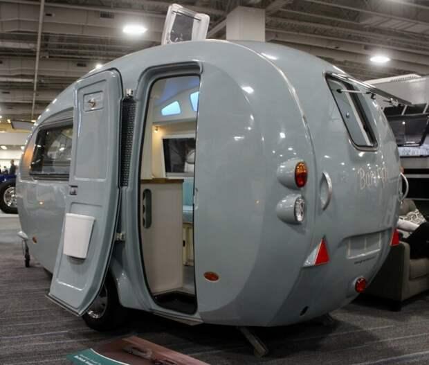 Караван Barefoot Caravan от nuCamp авто, дома на колесах, кемпинг, отдых, прицепы, трейлер, трейлеры, фото