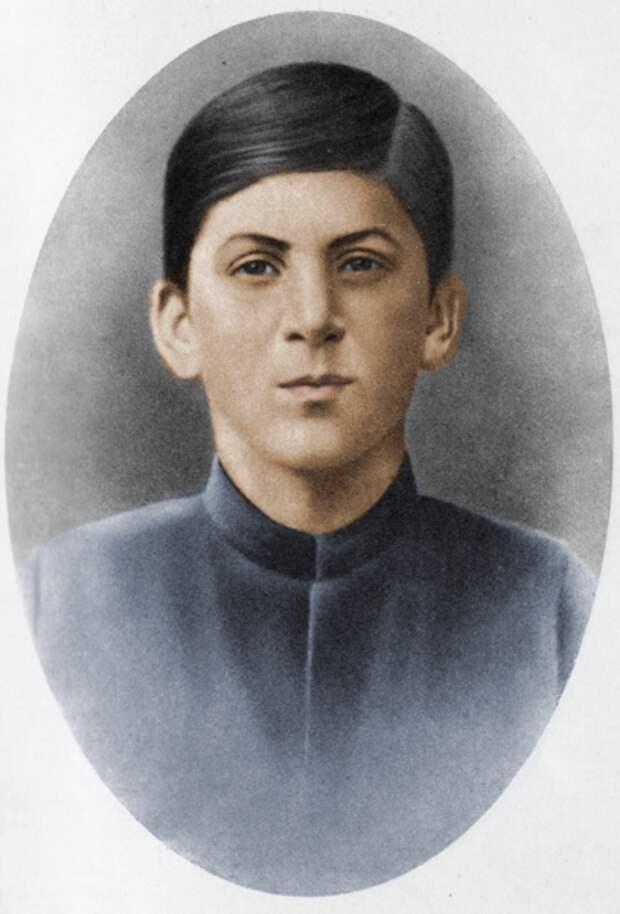 Иосиф (Сосо) Джугашвили