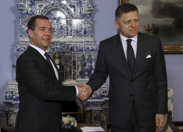 """Словакия предложила России альтернативу """"Турецкому потоку"""""""