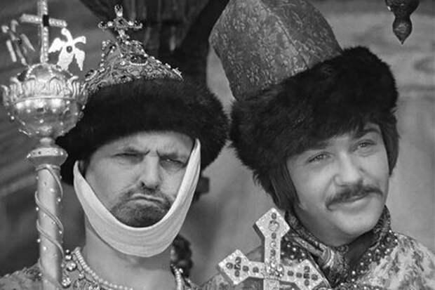 Как снимали «Иван Васильевич меняет профессию»