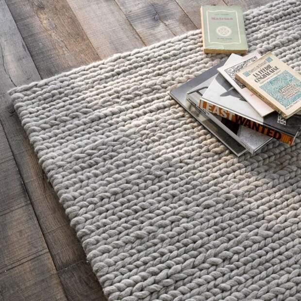 Крутой коврик своими руками