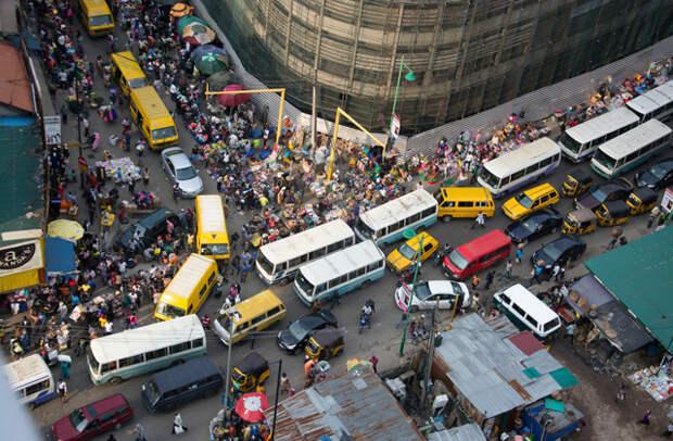нигерия похищение