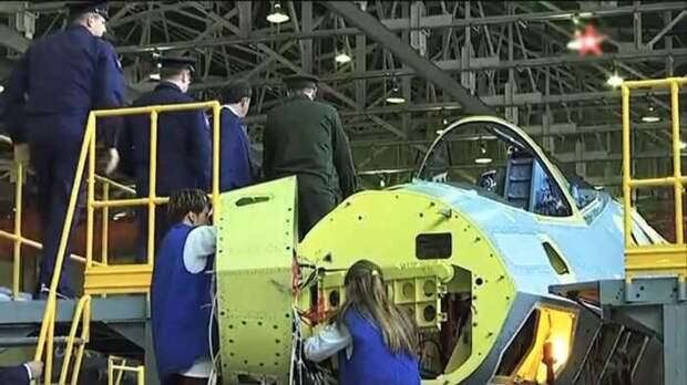 План поставки в этом году в ВКС РФ пяти Су-57 находится под угрозой срыва