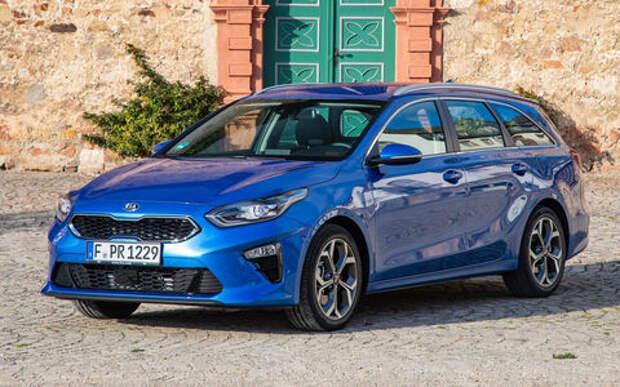 Kia подняла цены на все свои автомобили