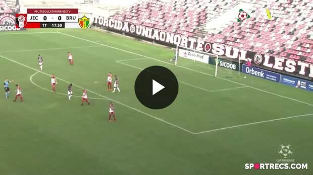 Joinville 0 x 0 Brusque - Melhores Momentos Campeonato Catarinense (18/04/2021)