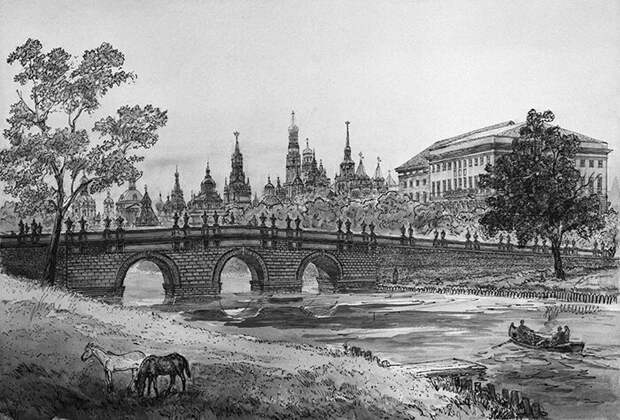 5 удивительных фактов о Москве