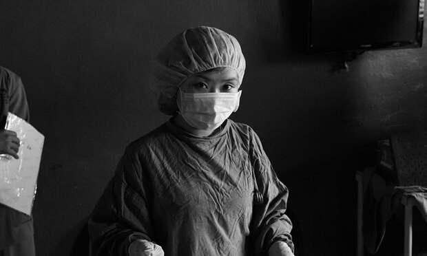 Внутри госпиталя северной Кореи