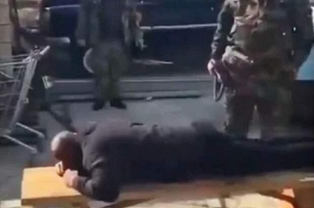 Показательная казачья порка на Кубани возмутила соцсети