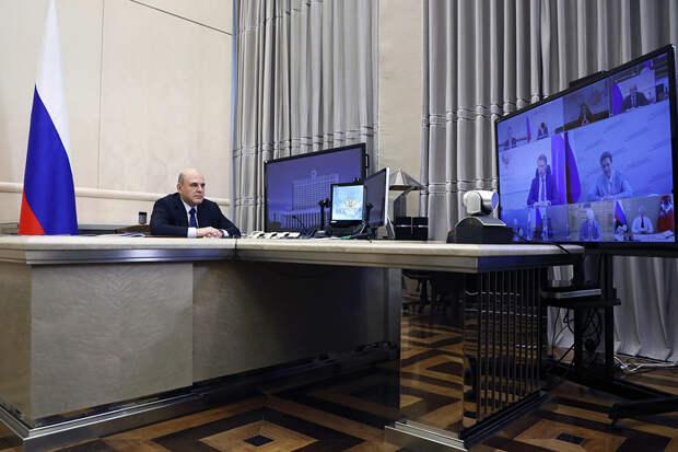 Михаил Мишустин призвал активнее информировать граждан о вакцинации