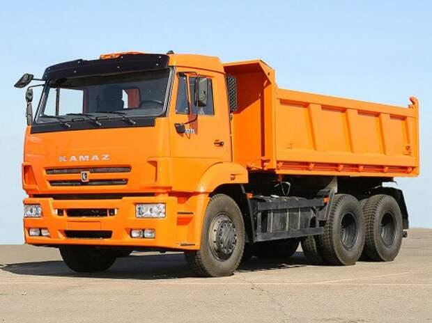 Рынок грузовиков в России в январе снизился на 28%