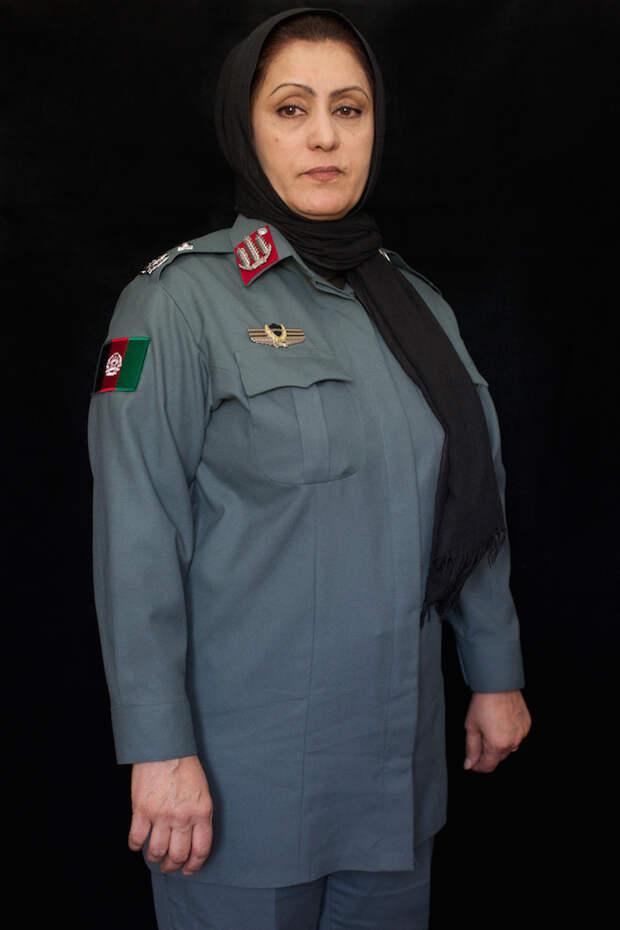 Голос афганских женщин