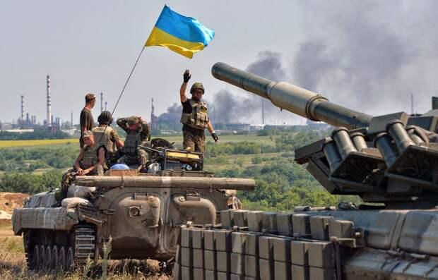 Выбран курс натотальный «кидок»: какУкраина выйдет изположения с«Минском» иформулой