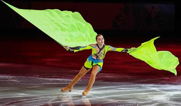Сотникова несмогла выбрать свою любимую программу: «Ихвсе любишь допотери пульса»