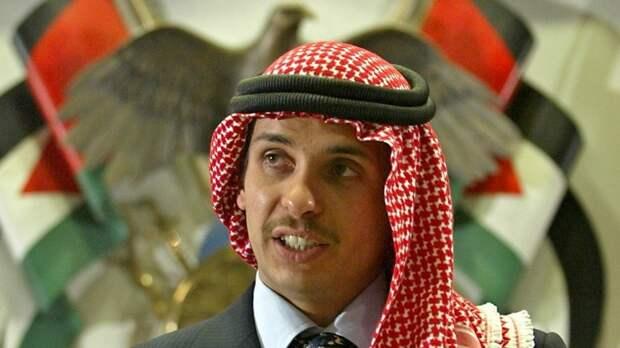 Власти Иордании заявили о раскрытии заговора с участием принца Хамзы ибн Хусейна