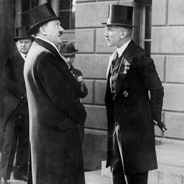 Кавказский гамбит фюрера. Под опекой Лондона и Вашингтона