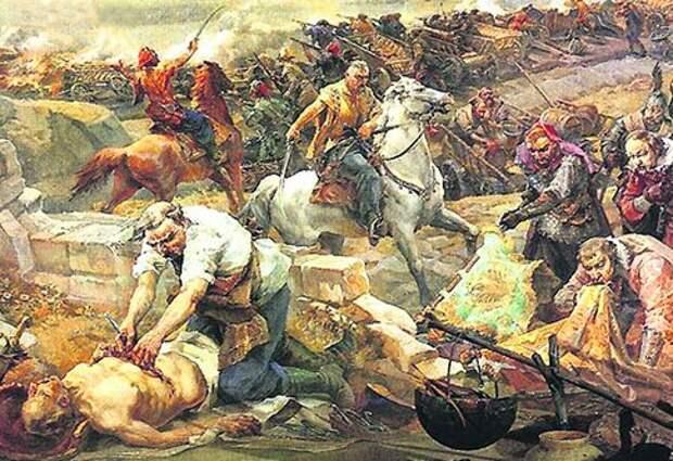 Истории от Олеся Бузины. Татарский корень казацкого рода