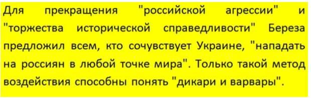 """Российский политик ответил на призыв укродепутата в ПАСЕ """"нападать на россиян в любой точке мира"""""""