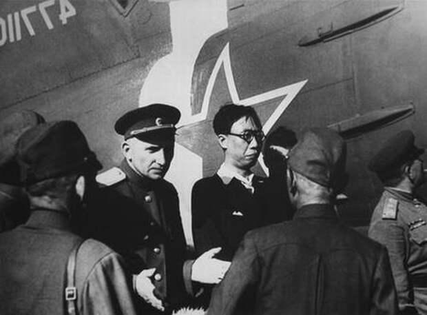Пу И: как советский десантник взял в плен императора Китая