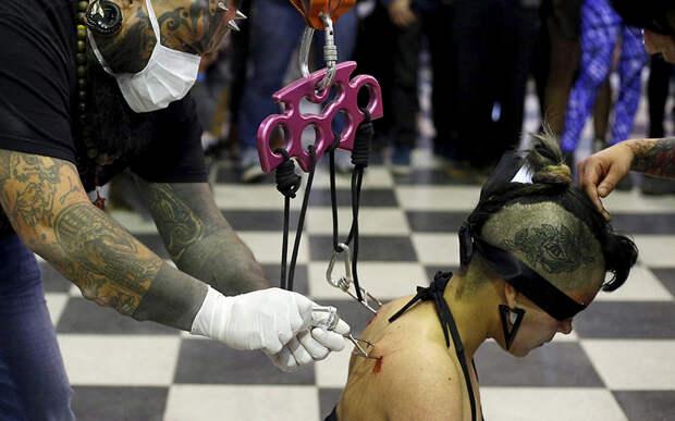 Фестиваль модификаций тела