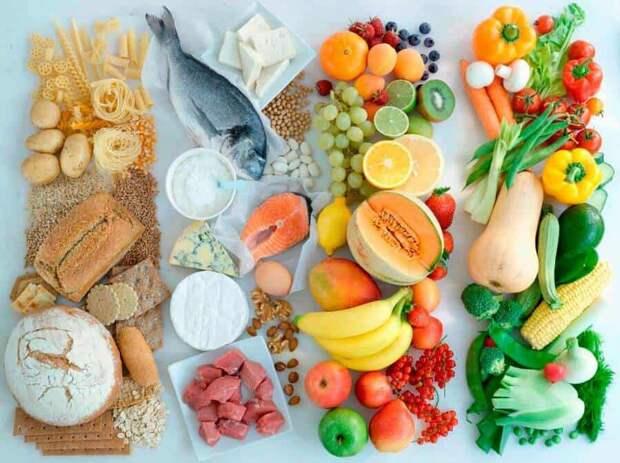 Раздельное питание: основные правила