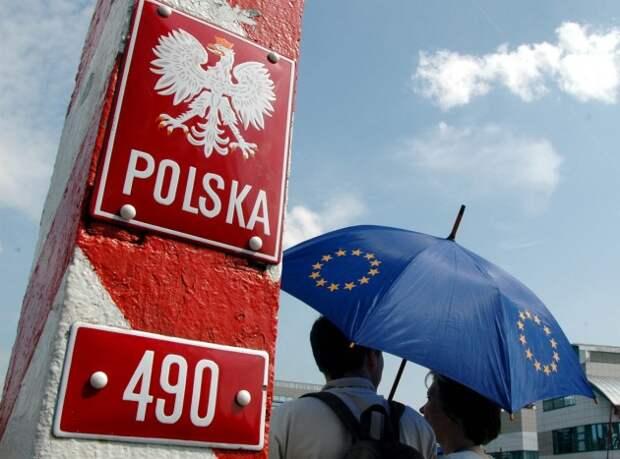 Польские СМИ предложили строить стену на границе с Украиной