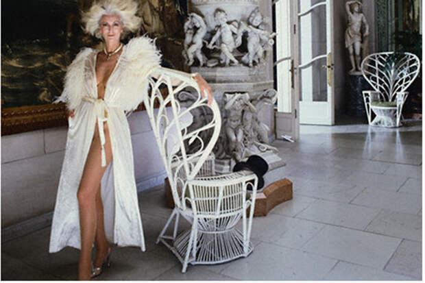 Подиумная модель с самой долгой карьерой Кармен Делль Орефайс: «Больше еды люблю только секс!»