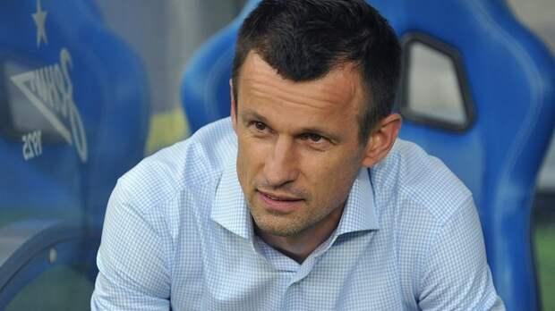 Семак заявил, что «Зенит» попал в непредсказуемую группу в ЛЧ