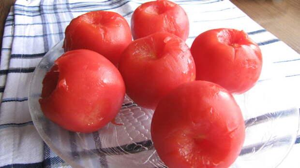 Курица с картофелем и томатами