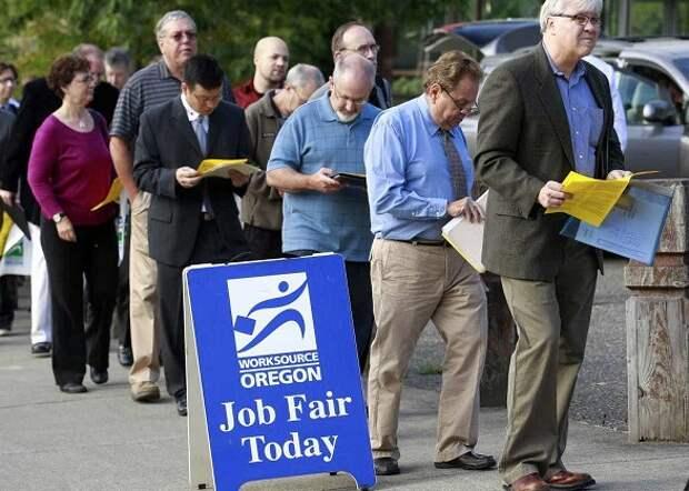 Советник Трампа прогнозирует катастрофический рост безработицы вСША