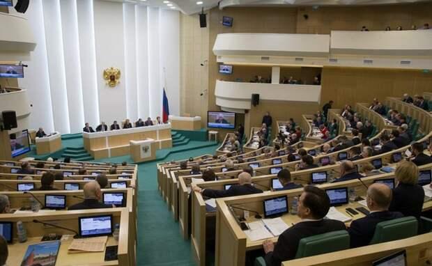 Госдума приняла в I чтении законопроект о муниципальных округах