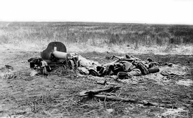 Смерть пулеметчика