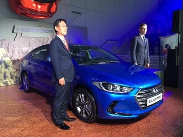 В России объявлены цены и стартовали продажи новой Hyundai Elantra
