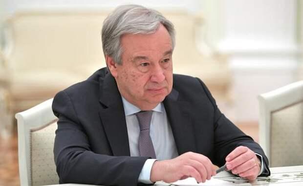 Генсек ООН Антониу Гутерреш заявил о кризисе образования в мире из-за пандемии коронавируса