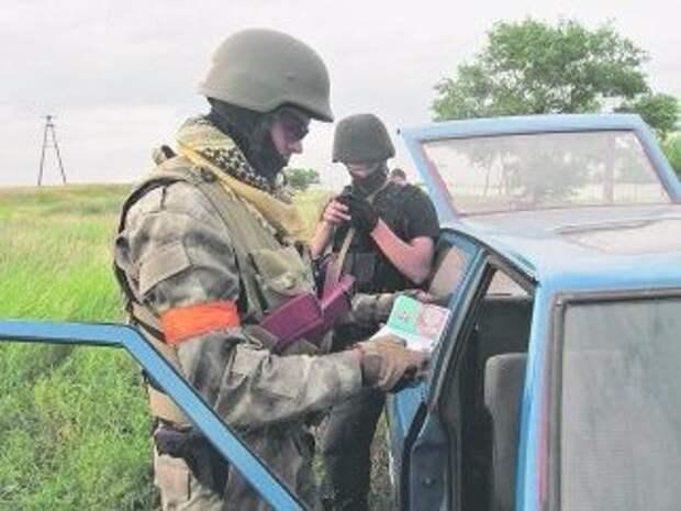Милицейский начальник хочет расстреливать едущих в Донецк граждан