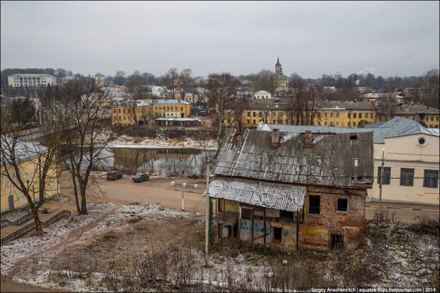 Торжок: фотопутешествие по российской глубинке