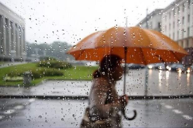 На Челябинскую область надвигается сильный шторм