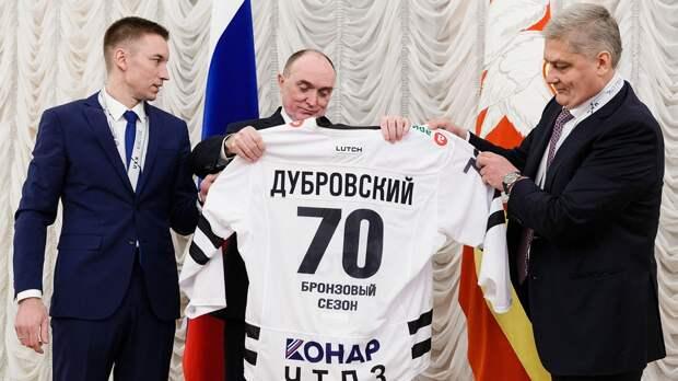 Бывшего президента «Трактора» обвиняют впревышении полномочий. Ущерб— 20млрд рублей