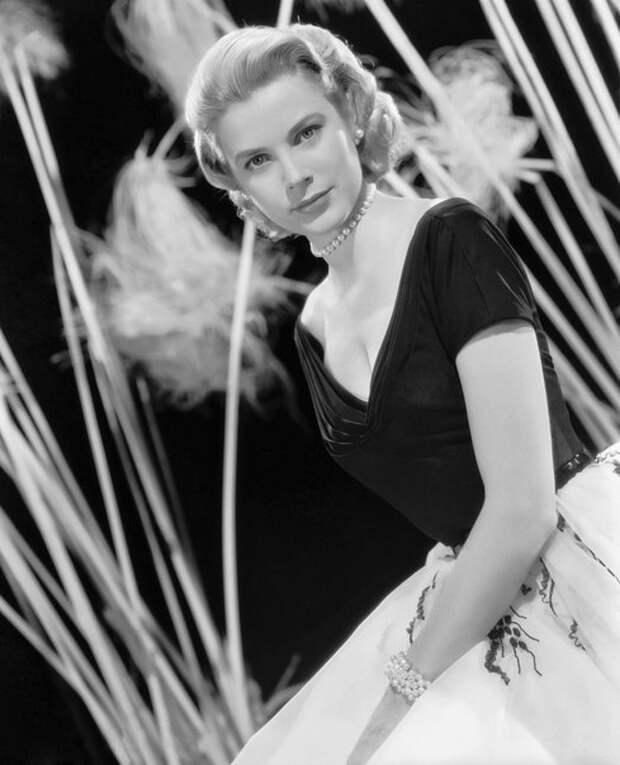 Волшебная Грейс Келли, 1954 год.
