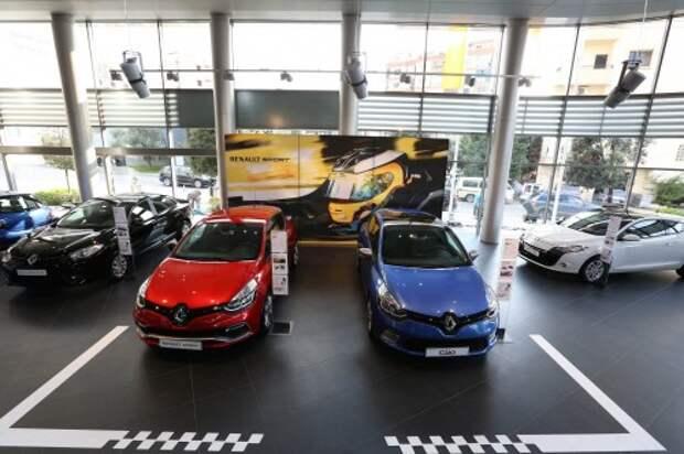Renault прогнозирует застой на мировом авторынке